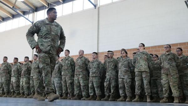 900 efectivos de la Guardia Nacional a la frontera con México
