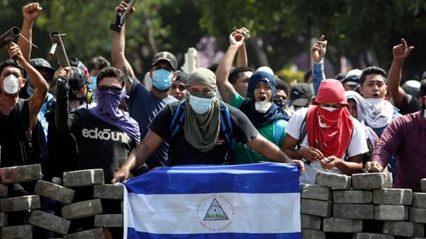 EE.UU. advierte a bancos sobre producto de la corrupción de Nicaragua