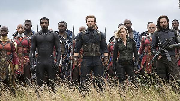 Avengers: Infinity War' se une a exclusivo club de películas que superan los 2.000 millones de dólares