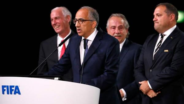FIFA: EE.UU. México y Canadá serán sede del Mundial 2026