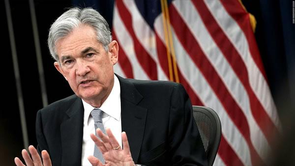 Reserva Federal de EE.UU. sube las tasas de interés