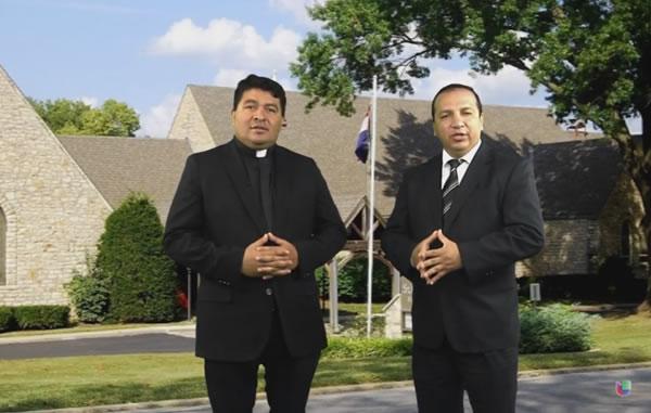 El Padre Osvaldo Sandoval invita al Festival Musical Saint Parish