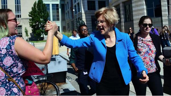 Senadora Elizabeth Warren publica prueba de ADN con 'fuerte prueba' de ascendencia nativa americana