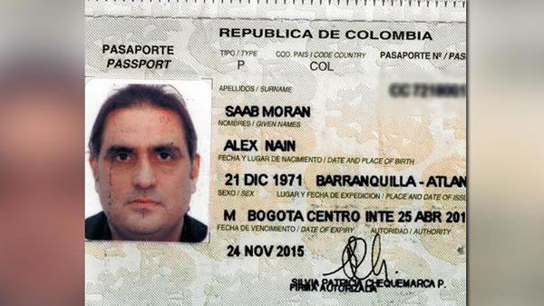 EE. UU. e Israel rastrean plata de señalado testaferro de Maduro