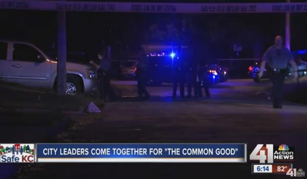 KC Common Good explica plan para reducir la violencia