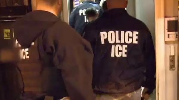 El extraño operativo de ICE en una empresa de tecnología