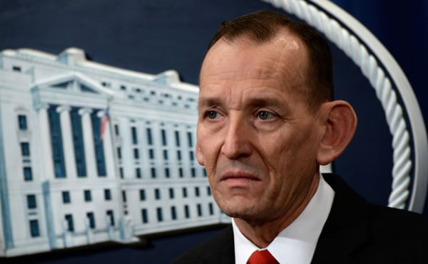 Jefe del Servicio Secreto asegura que no fue despedido