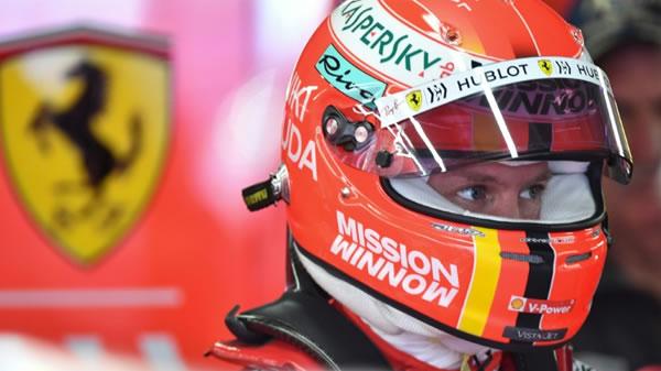 Ferrari renuncia a la apelación contra la penalización a Vettel y se plantea otro recurso