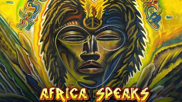 Santana. 'Africa Speaks'