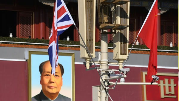 Cuatro británicos, detenidos en China en una operación antidroga