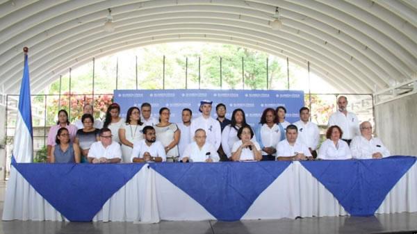 Opositores emplazan al gobierno de Nicaragua a retomar las negociaciones