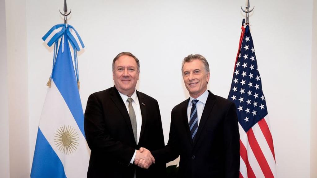 """Argentina es un """"socio confiable para restaurar la democracia en Venezuela"""""""