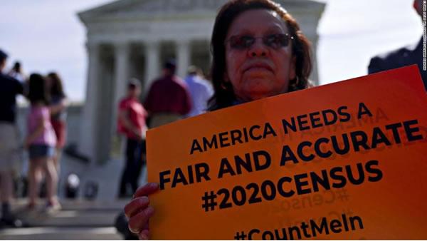 Trump desiste de incluir la pregunta de ciudadanía del censo