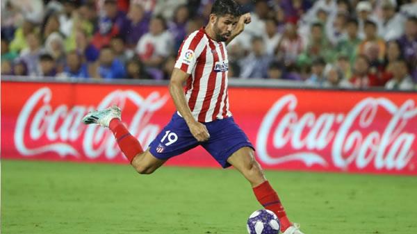 El Atlético de Madrid golea 3-0 a una selección de la MLS en el Juego de Estrellas