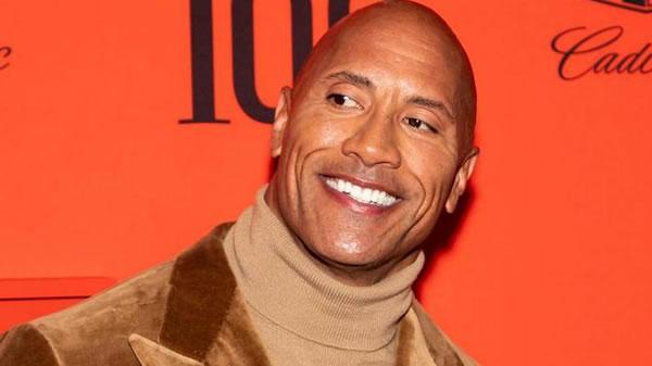 """Dwayne Johnson, """"The Rock"""", el actor mejor pagado de Hollywood"""