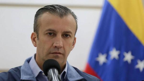 Por narcotráfico, exvicepresidente de Venezuela en lista de los más buscados de ICE