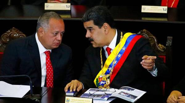 Primicia AP: EEUU hace contacto secreto con Diosdado Cabello