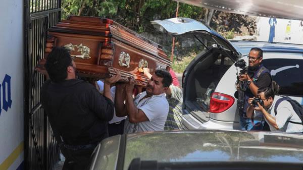 Periodista mexicano asesinado en Veracruz; el décimo del año