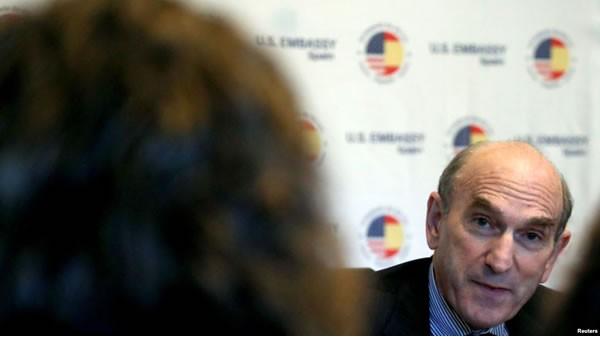 """EE.UU. acusa a la UE de ser un """"complejo turístico"""" para funcionarios de Venezuela"""