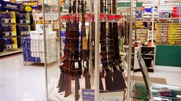 Walmart dejará de vender munición para armas cortas