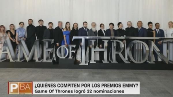 'Game Of Thrones' arrasó en los premios Emmy Creative Arts