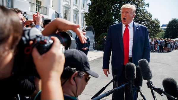 Trump afirma que canceló conversaciones secretas del talibán en Washington