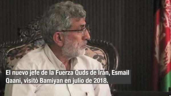 Nuevo jefe Qud iraní pudo haber estado en Afganistán bajo falsa identidad