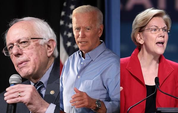 Seis aspirantes presidenciales demócratas listos para debatir