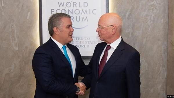 Colombia será sede del Foro Económico Mundial capítulo América Latina
