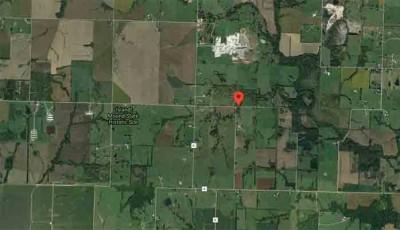 accidente en el condado Bates