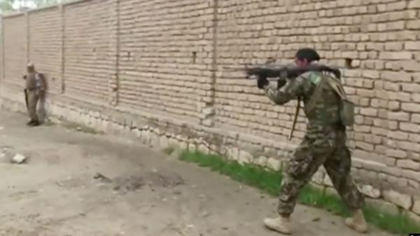 EE.UU. a un paso de alcanzar acuerdo de paz con los talibanes en Afganistán