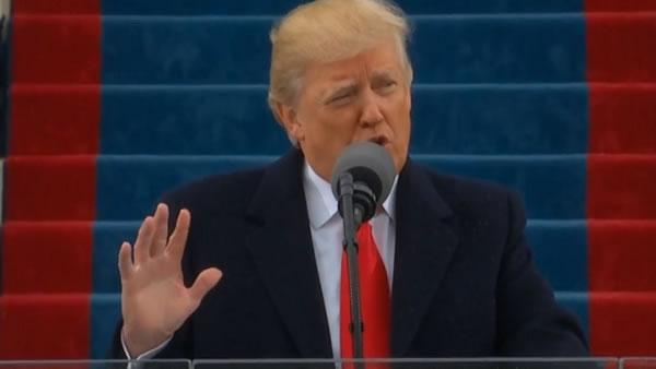 Trump presiona al Congreso para aprobar proyecto de ley de alivio