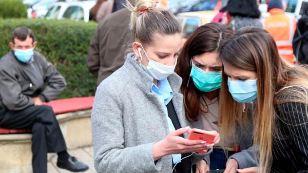 OMS: Jóvenes también en peligro por coronavirus