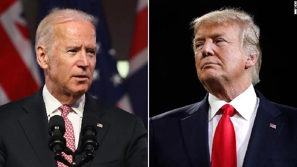 Biden gana ventaja sobre Trump a poco más de cuatro meses de las elecciones