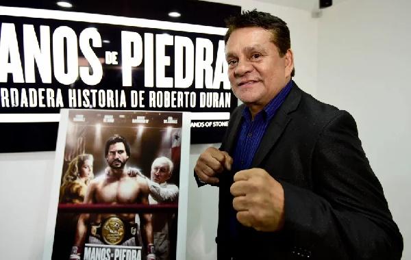 Roberto 'Manos de Piedra' Durán es internado de emergencia por COVID-19