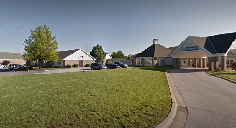 Blue River Nursing & Rehab / Imagen: Google Maps