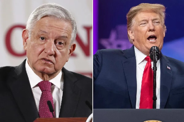 Coalición de inmigrantes critica a AMLO por reunión con Trump y exige defender a mexicanos
