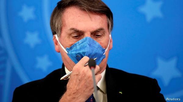 Brasil: Bolsonaro resulta por tercera vez positivo al COVID-19