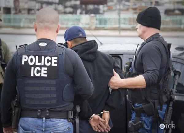 ICE detiene a varios en pequeña redada en Nueva York