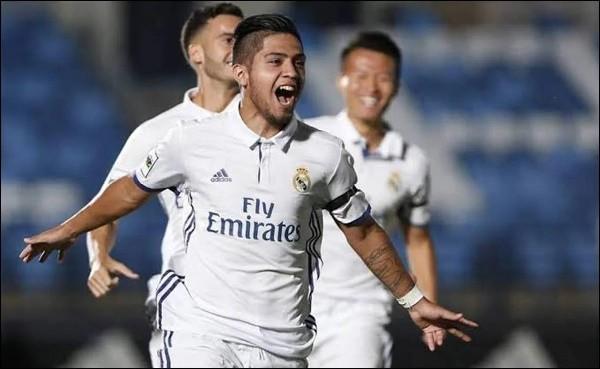 ¿Quién es Sergio Díaz? El jugador del Real Madrid que llegará al América