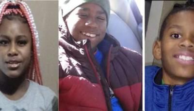 KCPD encuentra a salvo 3 niños que estaban desaparecidos
