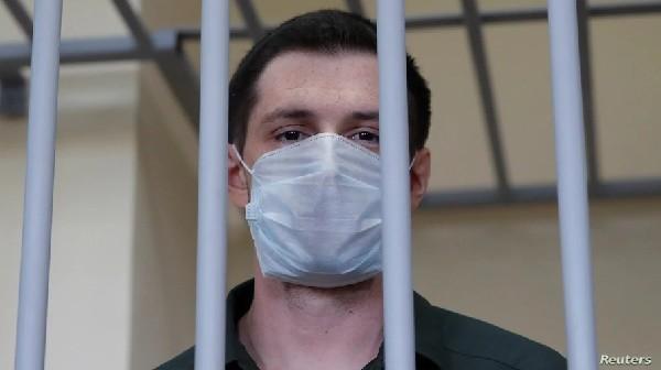 Exmarine estadounidense condenado a 9 años de cárcel en Rusia