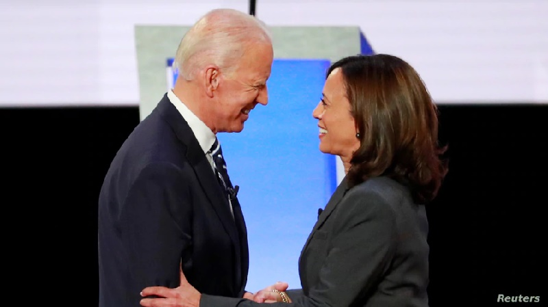 Joe Biden elige a la senadora Kamala Harris como posible vicepresidenta