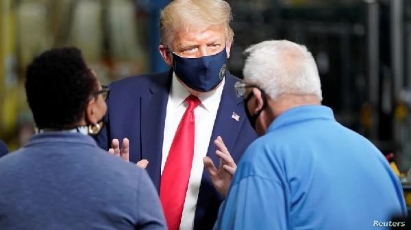 """Trump: """"No me gustan mucho los globalistas"""""""