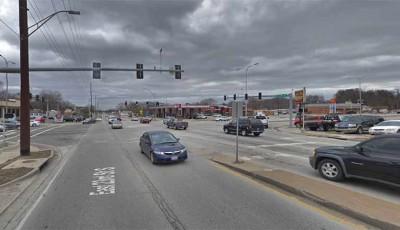 accidente de varios vehículos en Independence