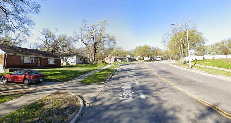 homicidio en East Gregory Boulevard