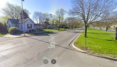 atropellado cerca de 57th Street y Swope Parkway