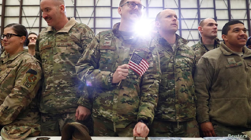 Estados Unidos reducirá el número de sus tropas en Afganistán