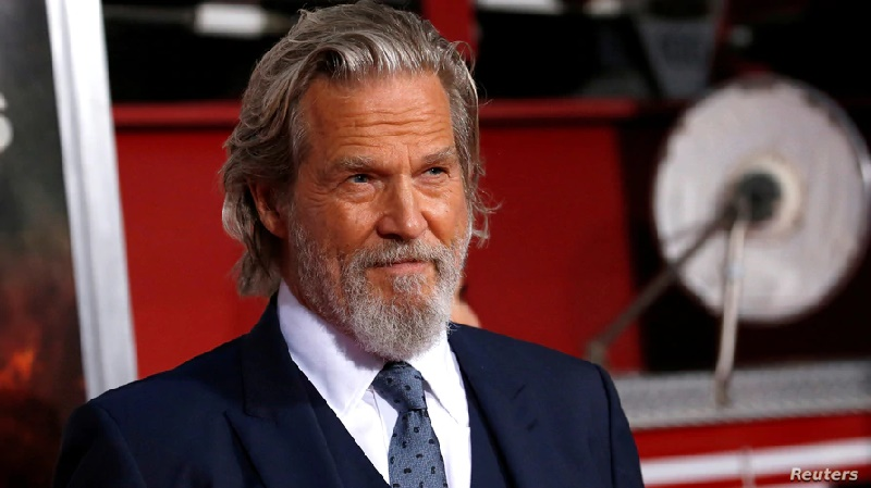 Ganador del Oscar Jeff Bridges diagnosticado con linfoma
