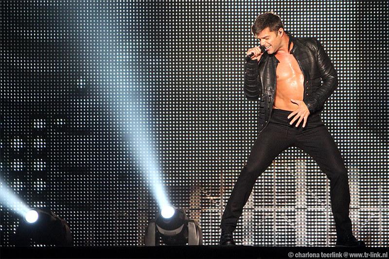 Ricky Martin crea una manera nueva de escuchar los sonidos como necesidad de sanar